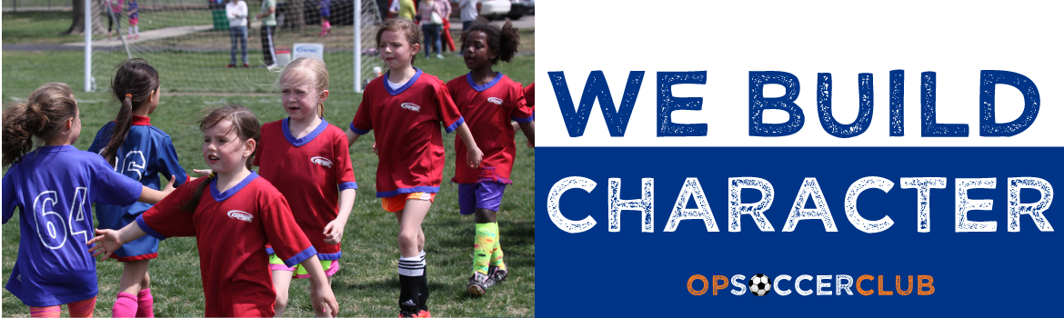 Overland Park Soccer Club - We Build Character