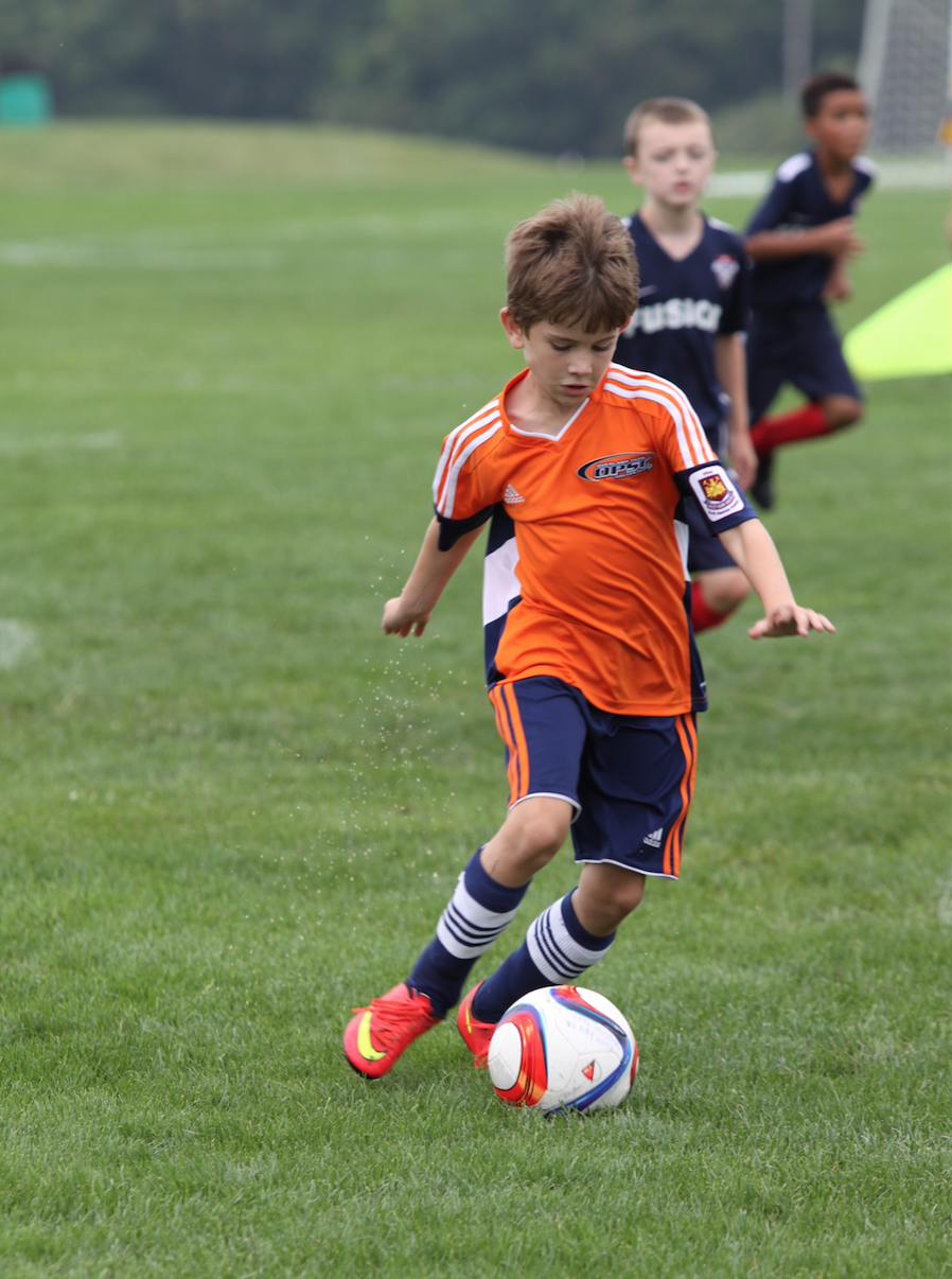 The valuable experience i learned at pennsville soccer association