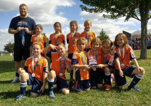 OPSC Hammers U10 Girls - LS Sporting Cup