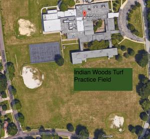 Indian Woods Middle School_Turf Practice Field