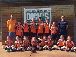 OPSC Gunners (U11 Girls)