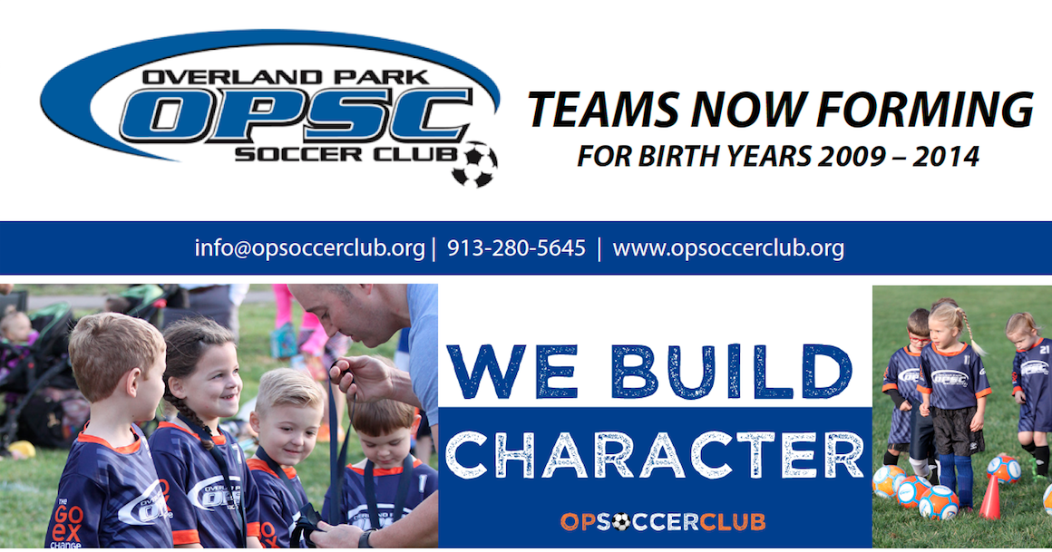 Overland Park Soccer Club Youth Registration