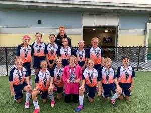 OPSC Dortmund U13 Girls Champions Midwest All Girls Tournament