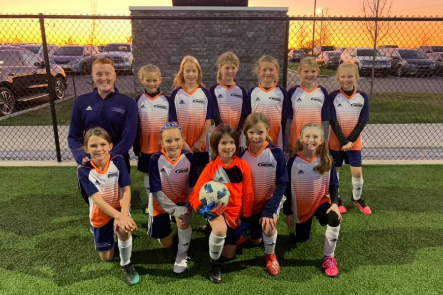 OPSC Liverpool 2nd place Heartland league
