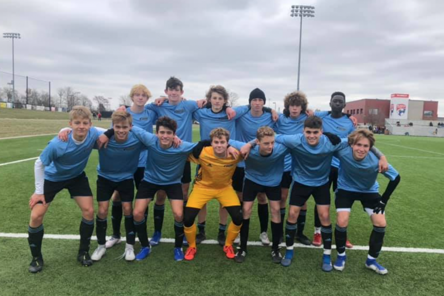OPSC Hammers Academy U18 Boys Champions GSI College Showcase