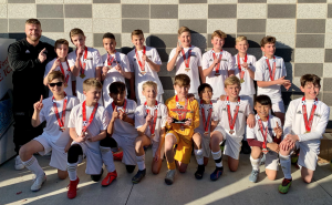 OPSC Hammers Academy U13 Boys Champions HIT Tournament