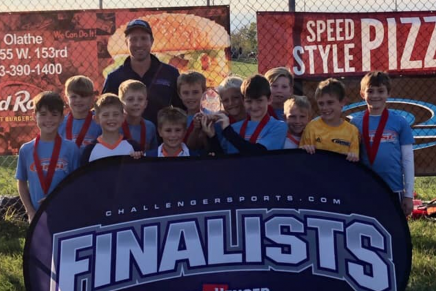 OPSC Pre-Academy U10 boys Finalists KC Fall Finale