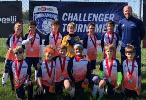 OPSC Inter Milan U10 Boys Finalists KC Fall Finale