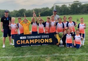 OPSC Pre-Academy U11 Boys Champions GSI Fall Cup