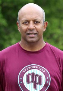 Coach Alok Pal – OP Soccer Club