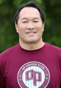 Coach Craig Wong - OP Soccer Club