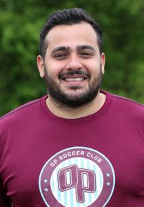 Coach Mohammed Hassan – OP Soccer Club