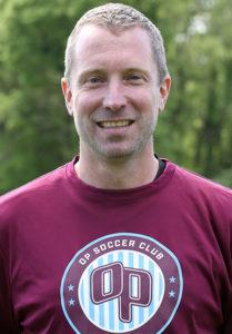 Coach Paul Walker – OP Soccer Club
