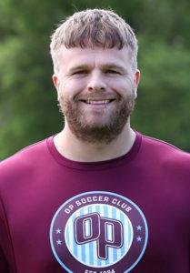 Tom Holmes - Director of Player Development